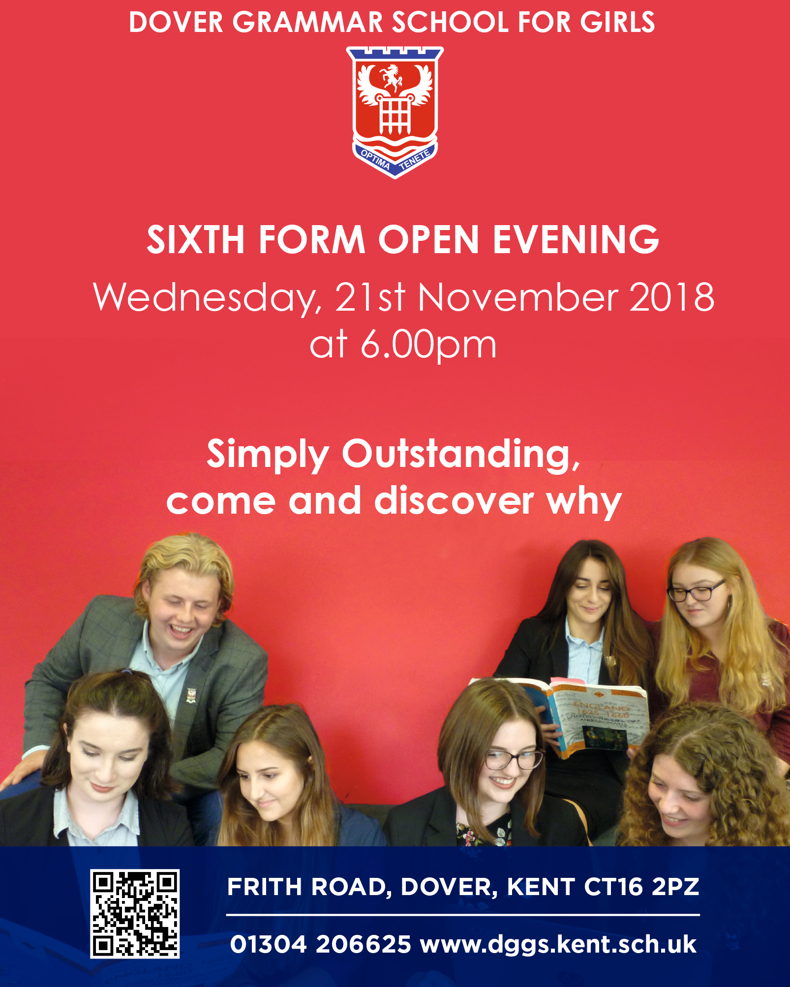 2018 sixth form open evening 1