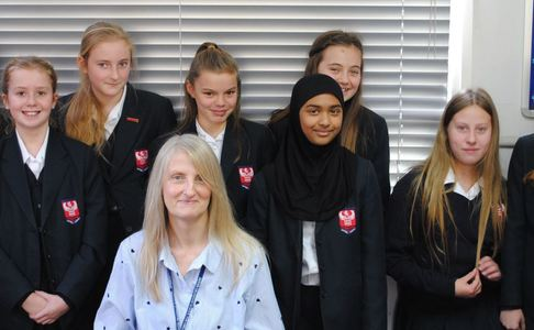 Year 7s Interview Former Journalist