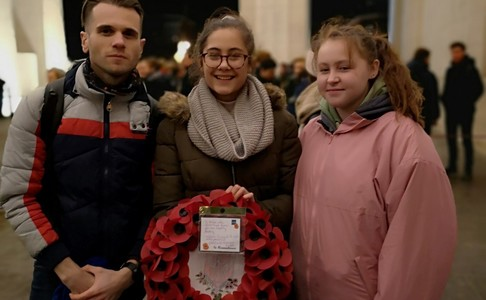 YPRES 5 TOM MILLARD SOPHIE BRIDGES AND