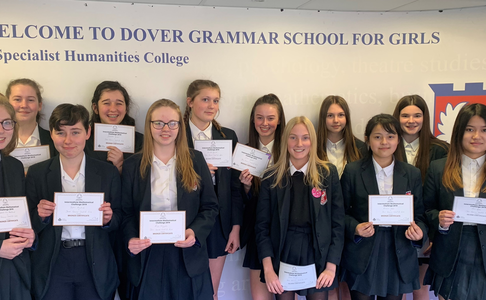UKMT Winners April 2019..