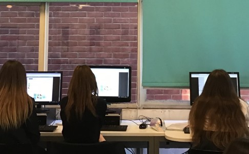 Good luck to 43 DGGS students who are participating in the Oxford Computing Challenge
