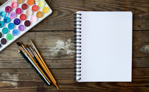 Get Creative at Home - Art Competition