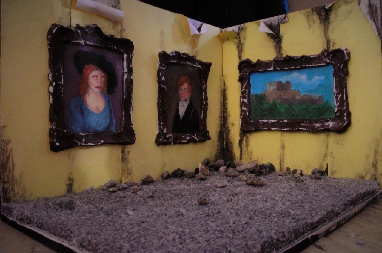 Thumbnail Abandoned Paintings Bethany Cassingena