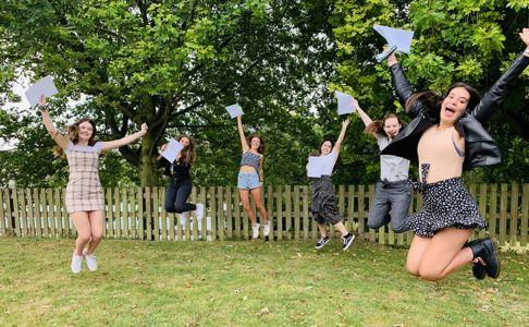 Dover Grammar School for Girls GCSE Results 2020