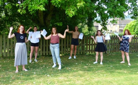 Dover Grammar School for Girls A Level Results 2020