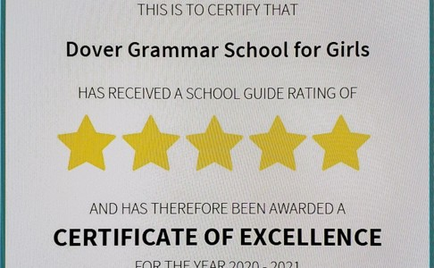DGGS Receives 5 Star Rating From Good School Guide